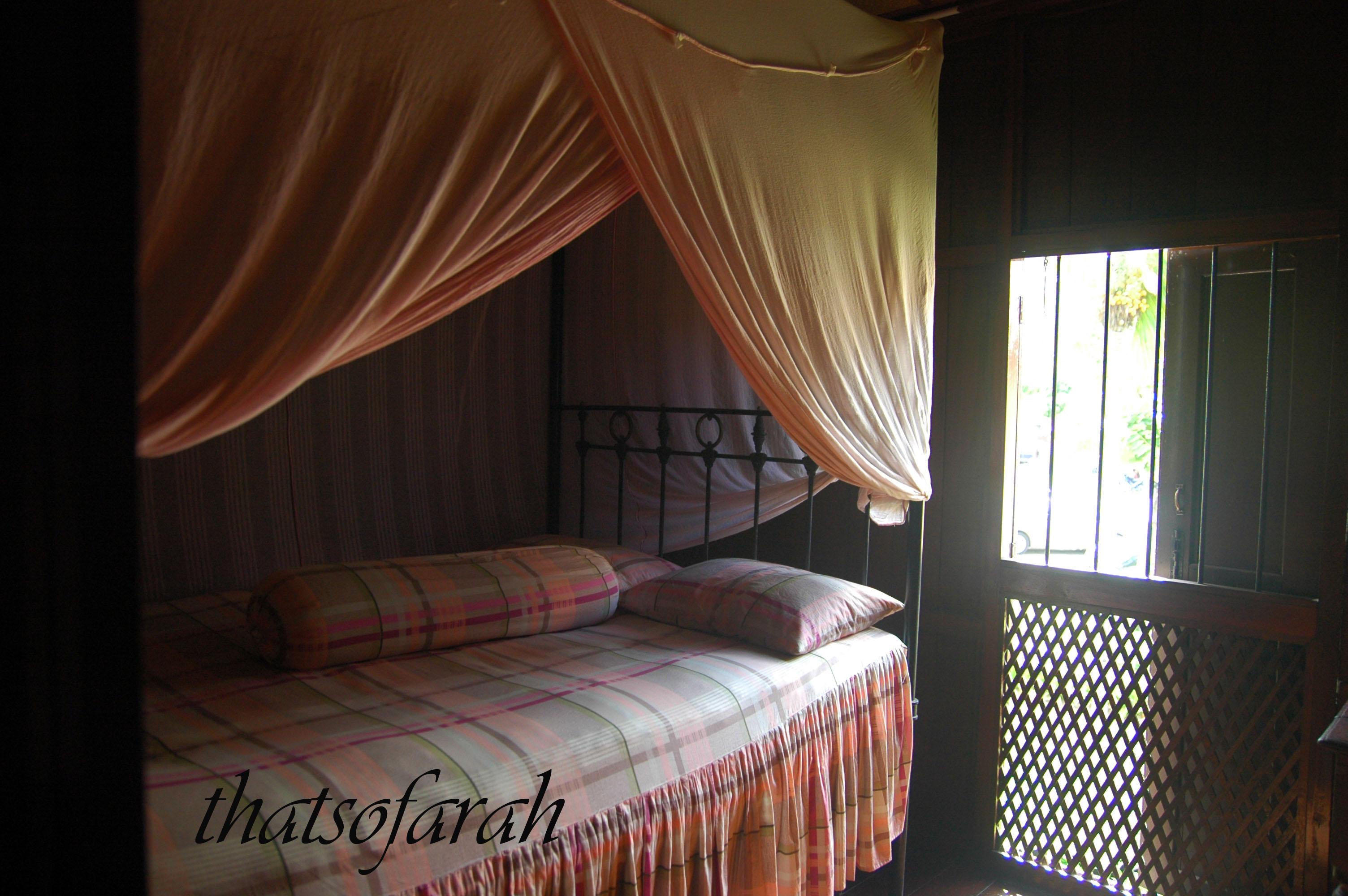Bedroom Bed Background
