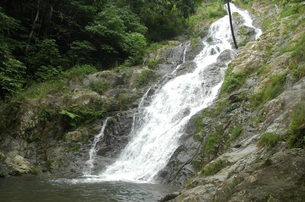 Waterfall of Selangor