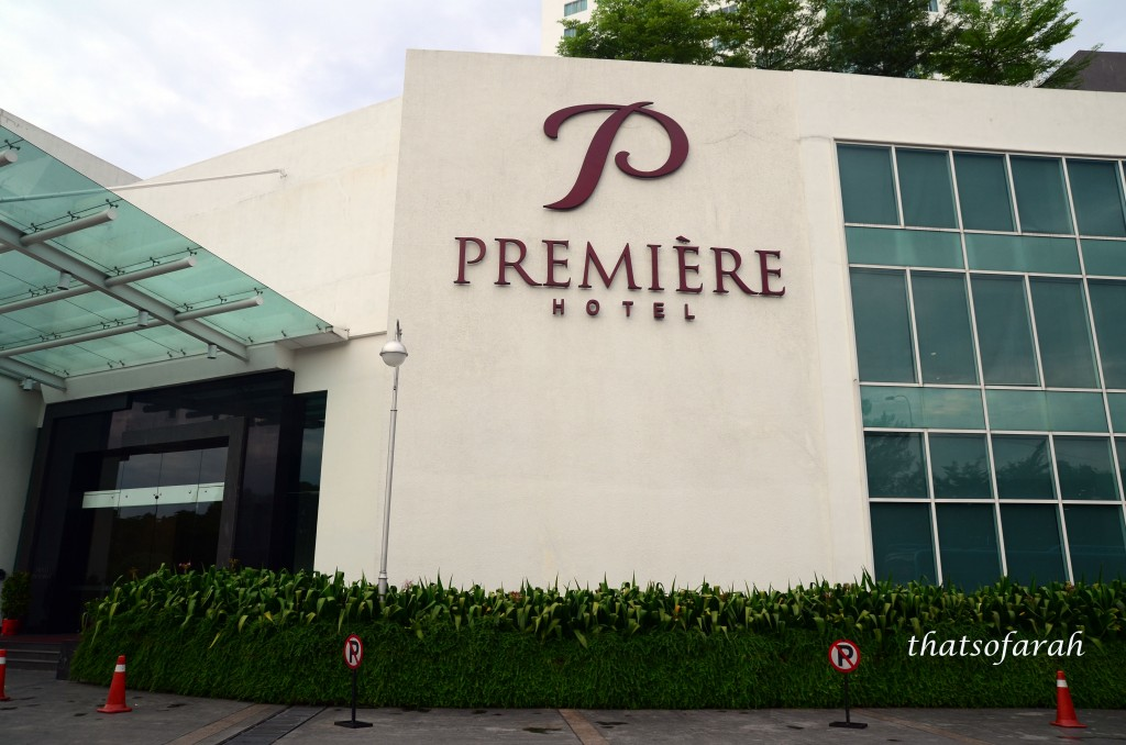 The new business hotel in town - Premiere Hotel Klang