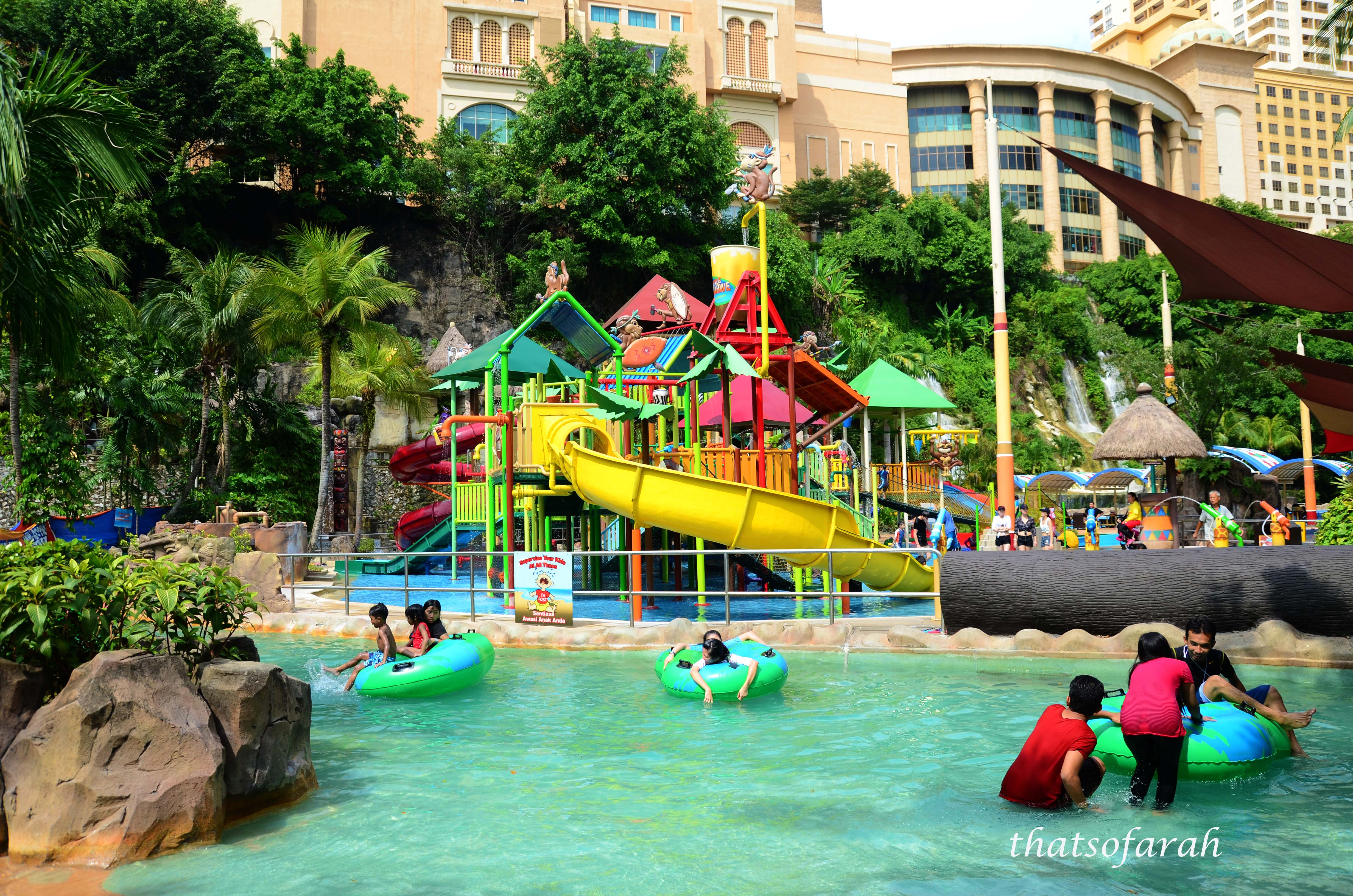 Having Fun At Sunway Lagoon My Selangor Story