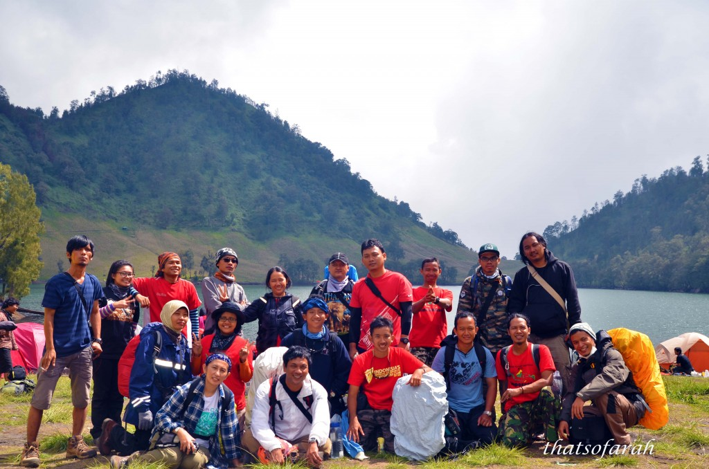5 Steps to Semeru Hiking Group