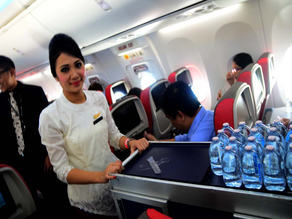 Free Snacks on Malindo Air