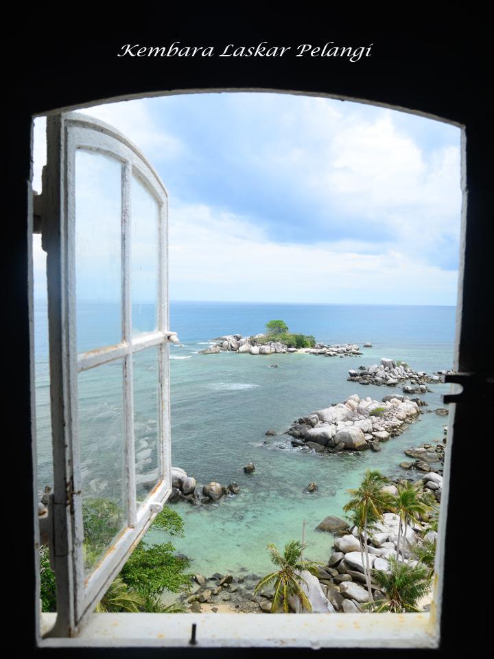 Pulau Laskar Pelangi