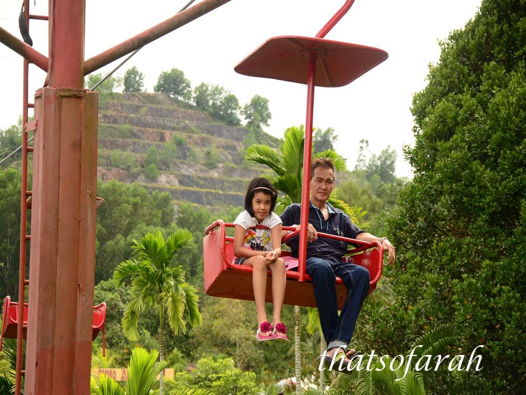 Chairlift Bukit Merah Laketown