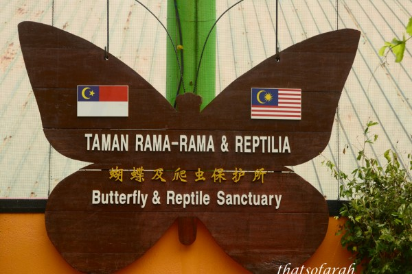 Butterfly & Reptile Sanctuary
