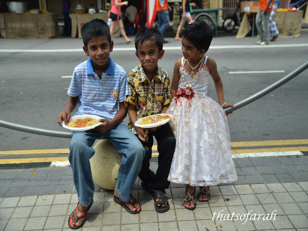 Kids of Penang