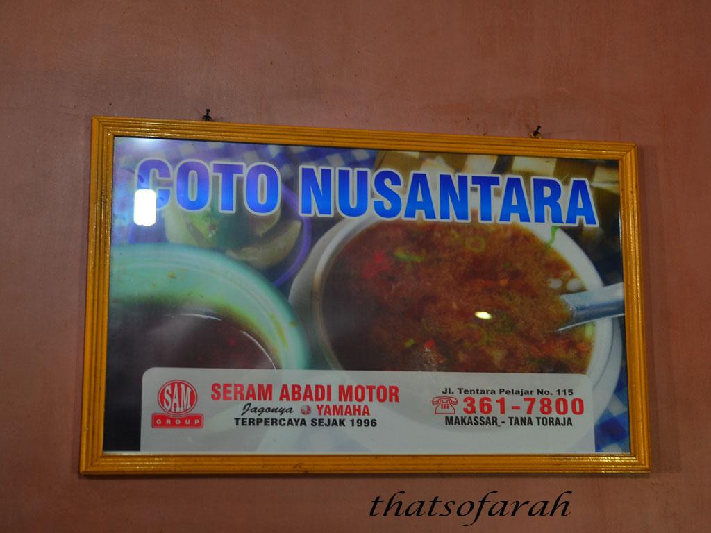 Coto Nusantara Makassar