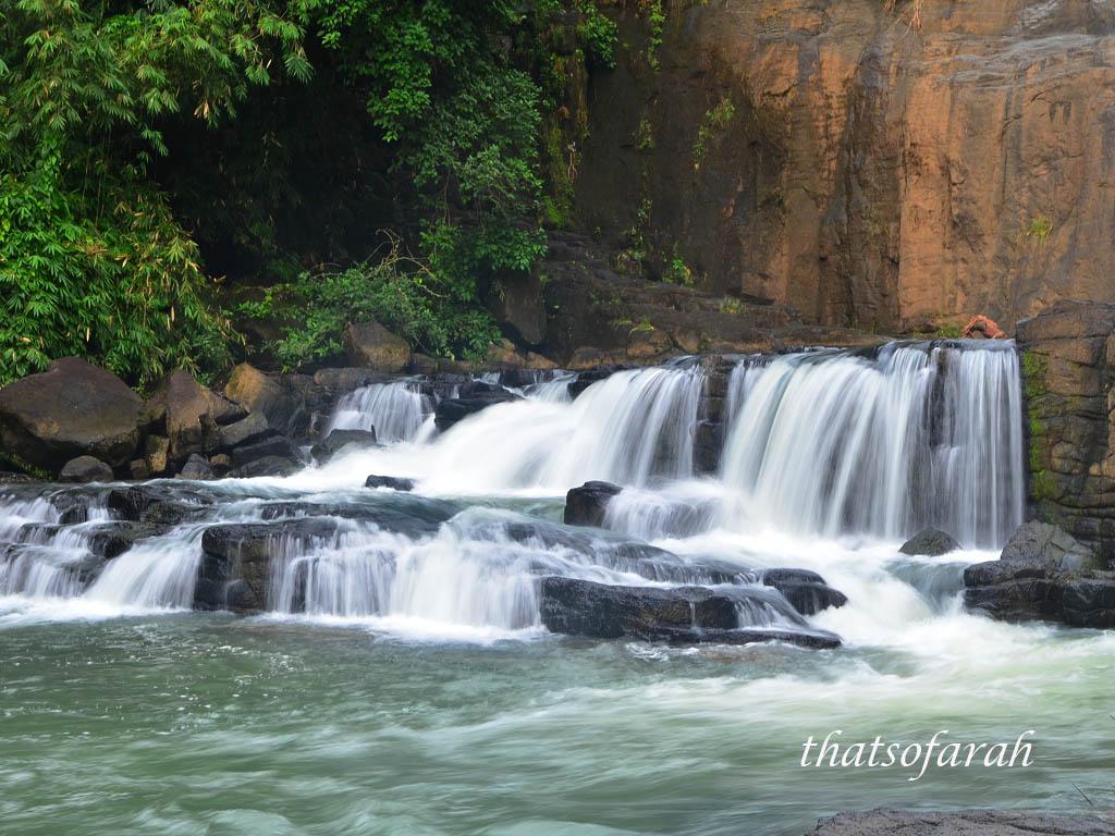 Parangloe Waterfall
