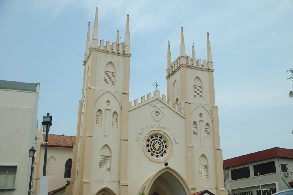 St Xavier Francis Church