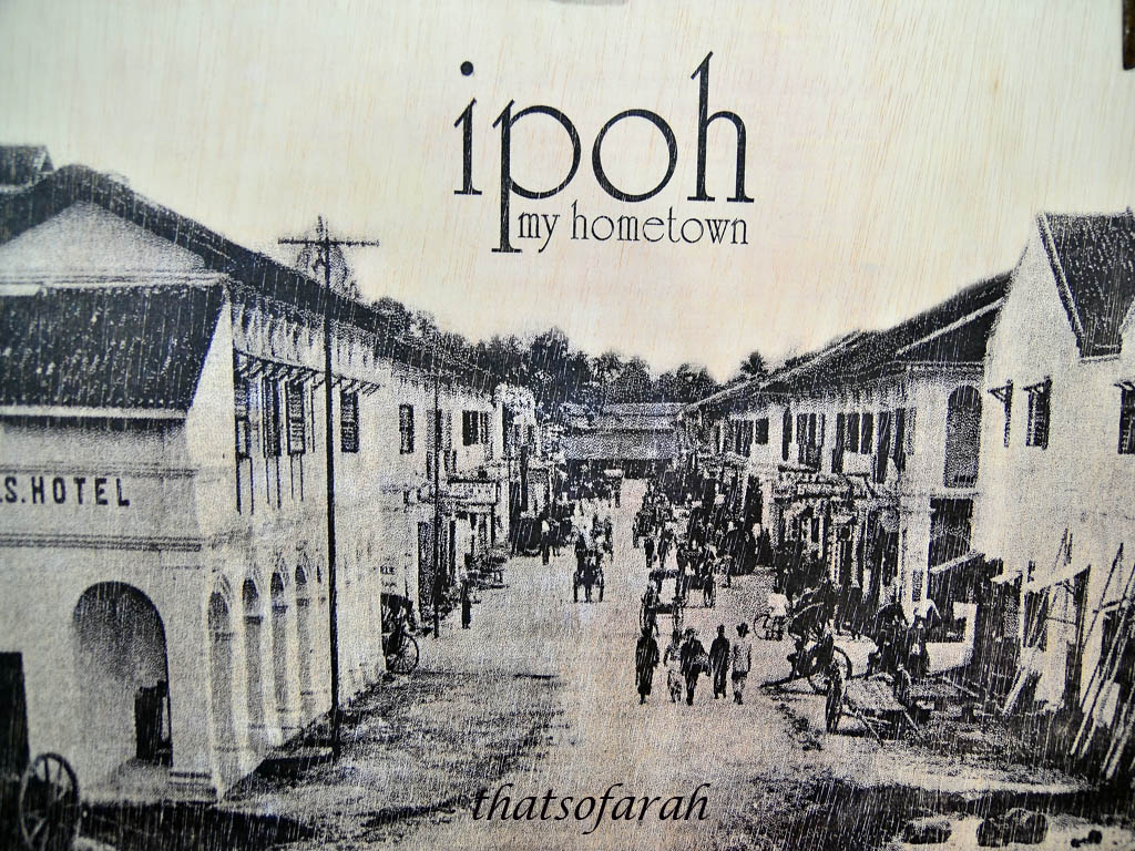 Ipoh Wood Art