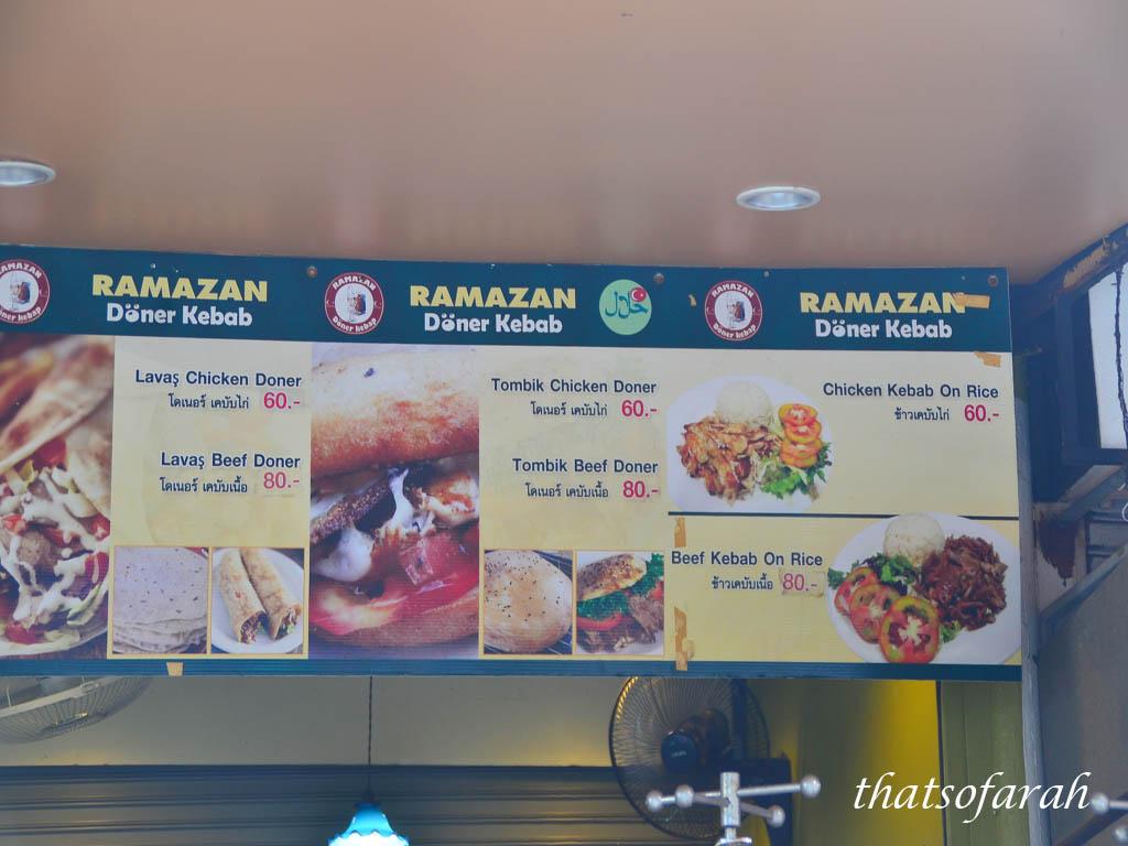 Ramazan Kebab