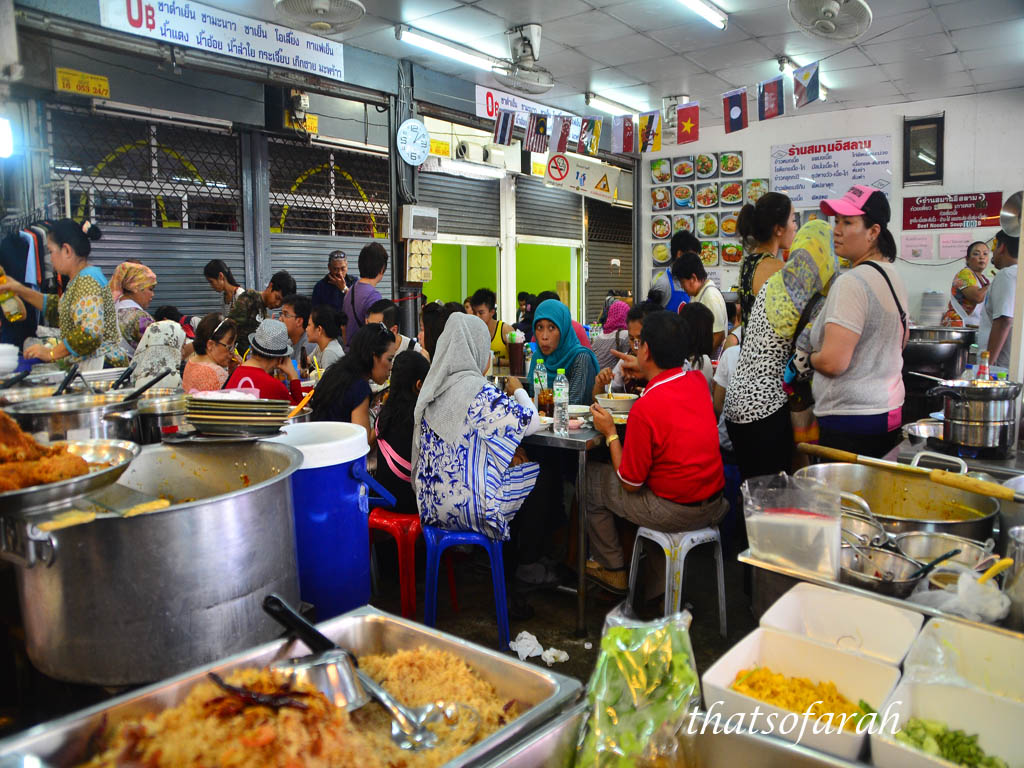 Chatuchak Halal Food