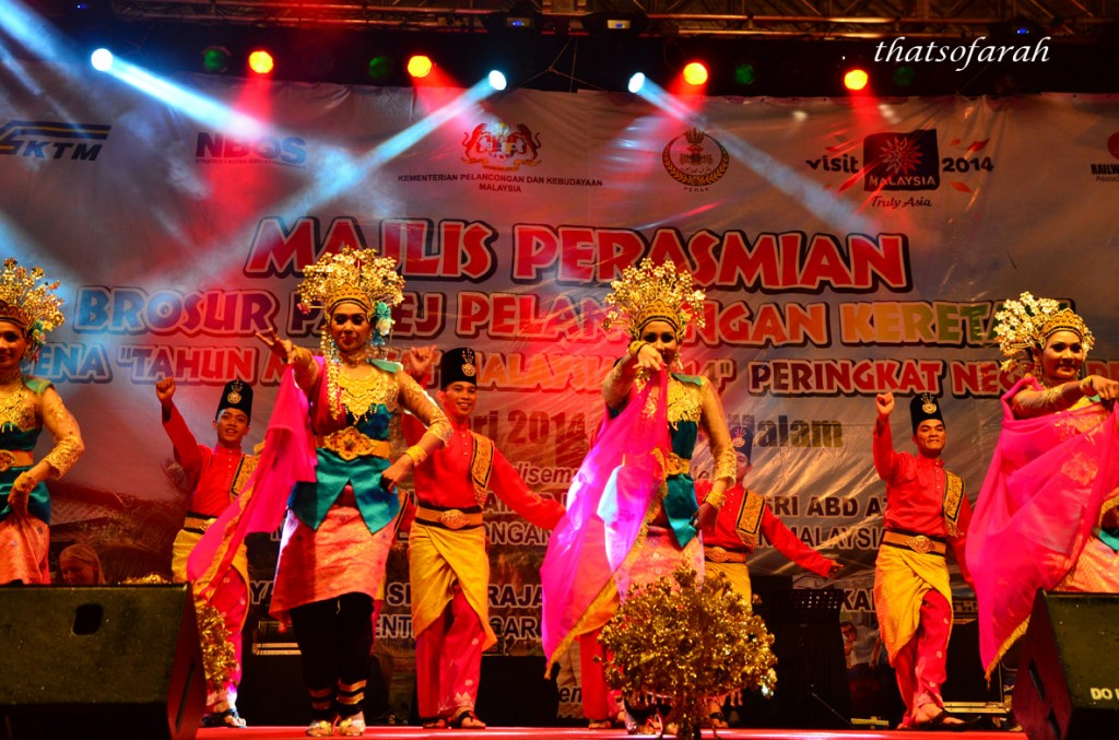 Cultural Show Malaysia