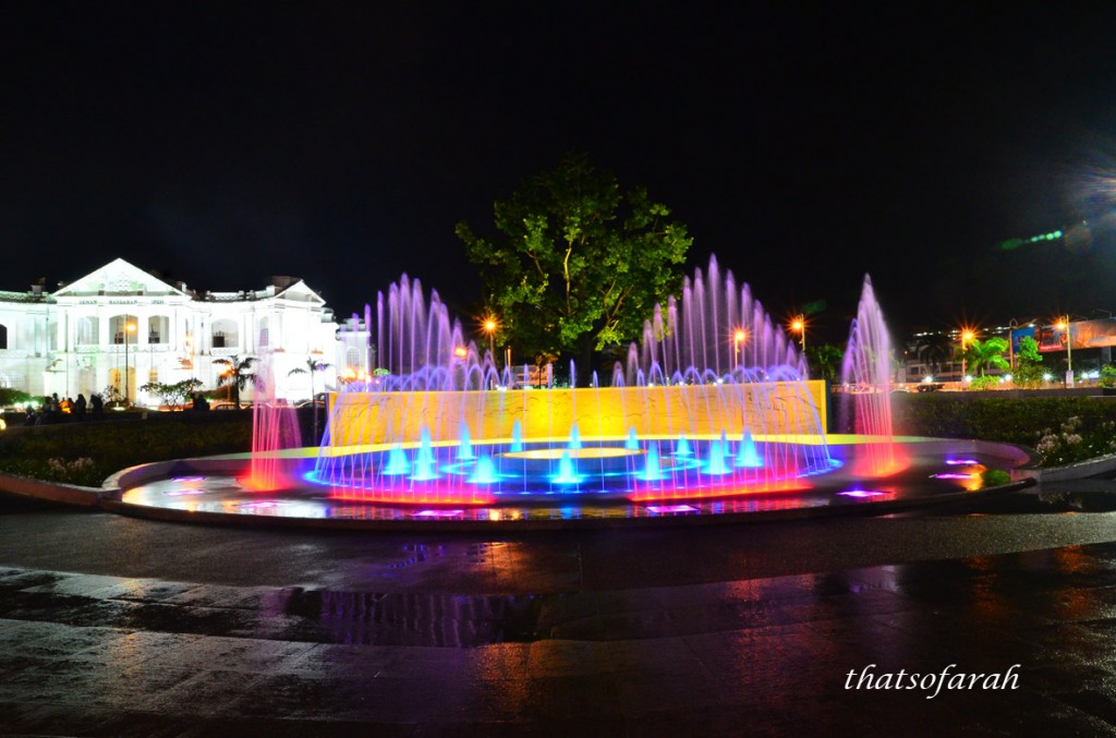 Fountain Ipoh Railway Station