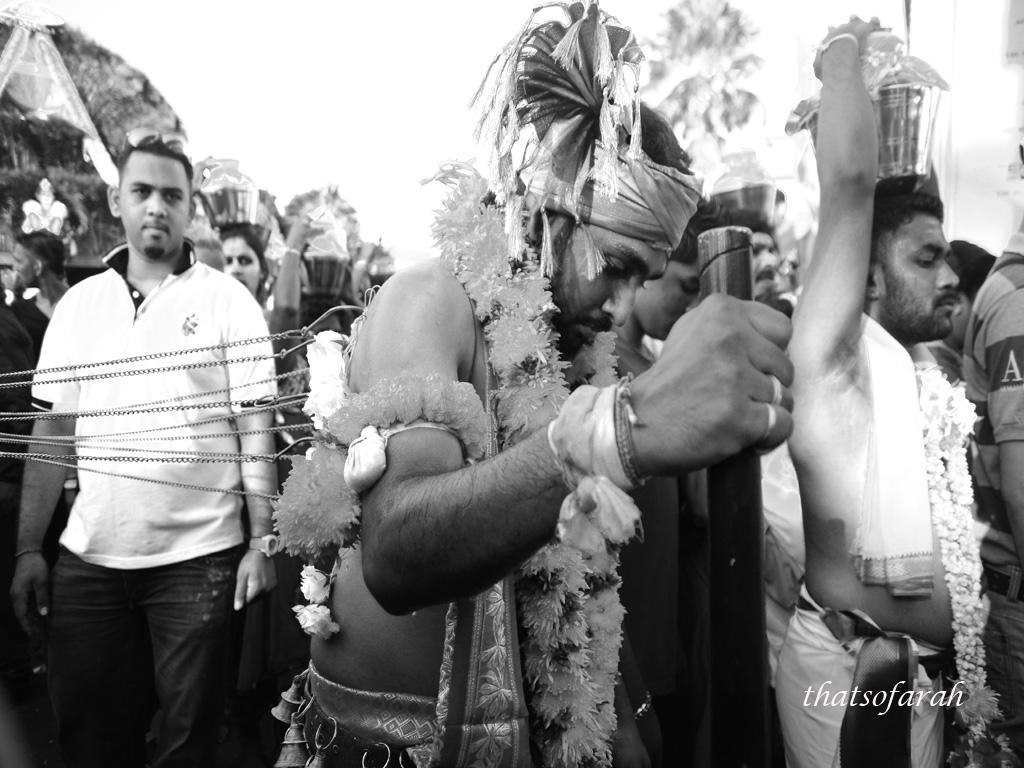 Thaipusam Celebration