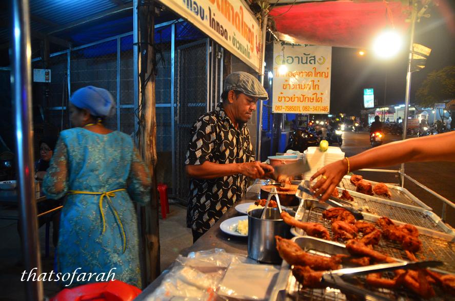 Halal Food in Hua Hin