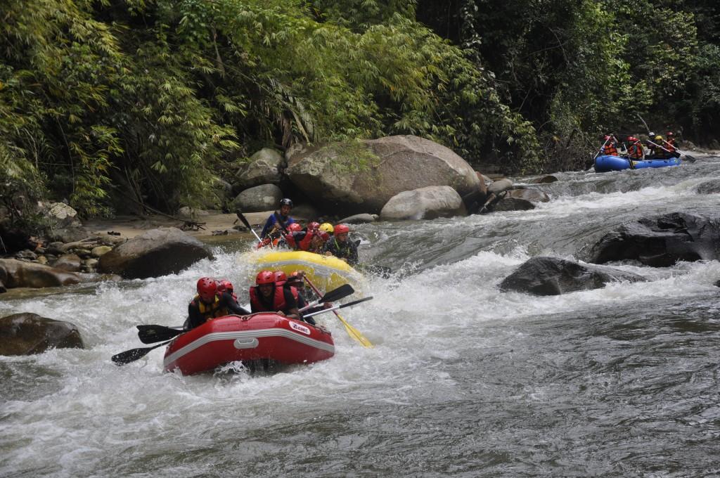 White Water Rafting Malaysia