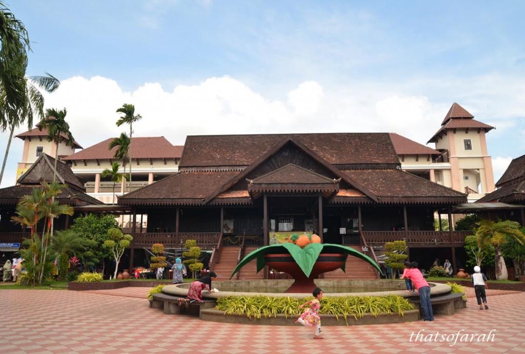 Muzium Kraftangan Kota Bharu