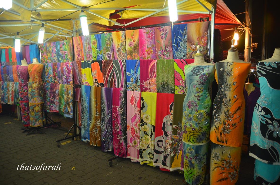 Wakaf Che Yeh Night Market Wakaf Che Yeh