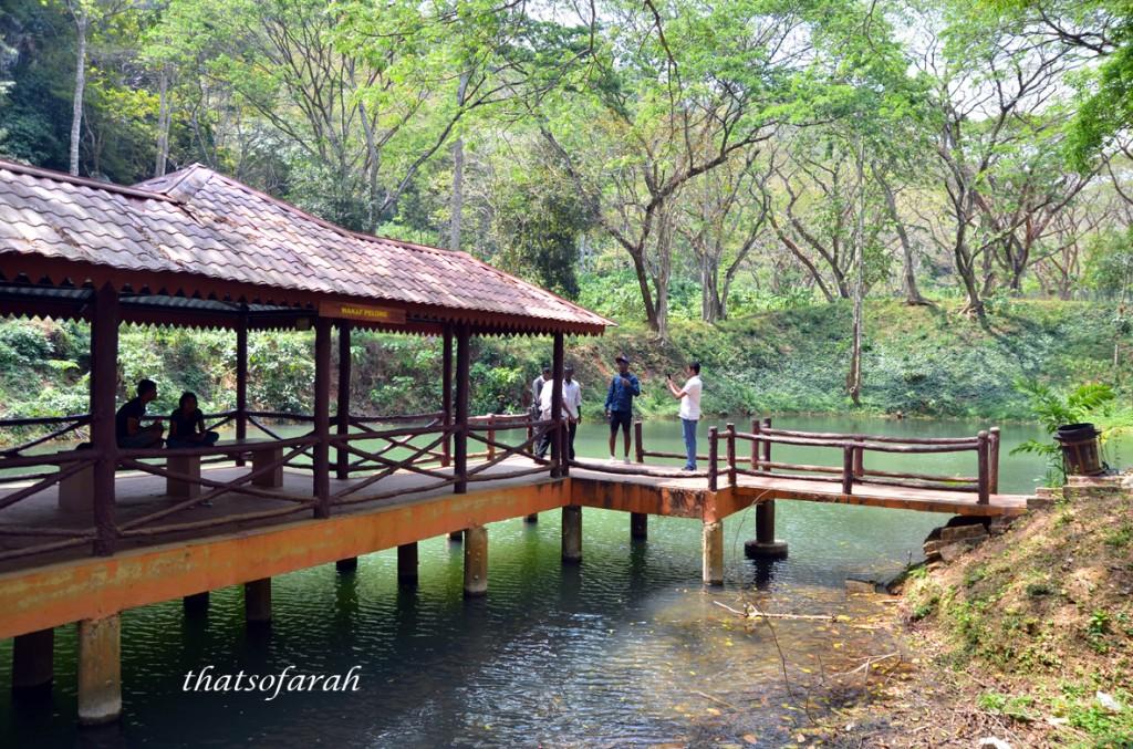 Secret Garden Gua Kelam