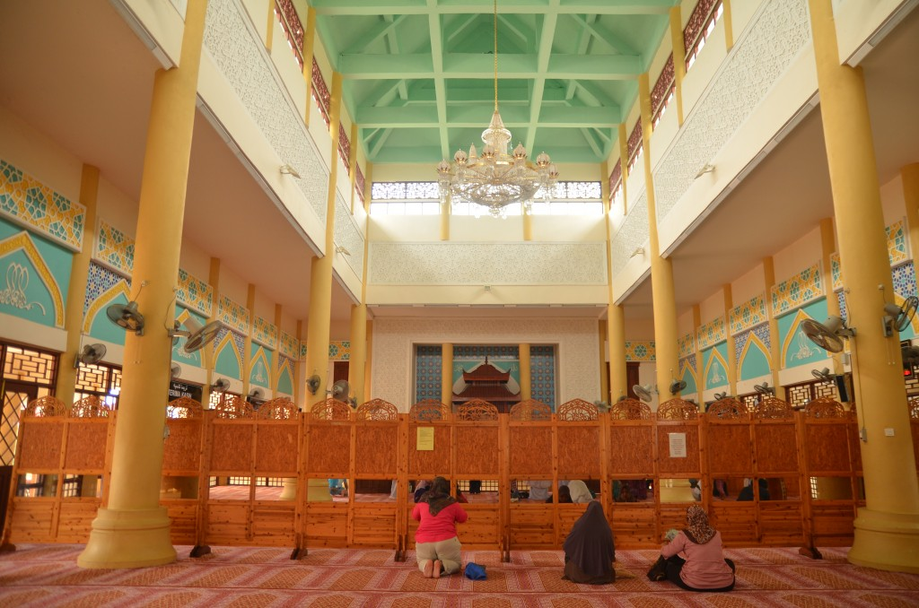 Interior Design Masjid Beijing