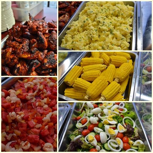 Discover Royal Belum Food