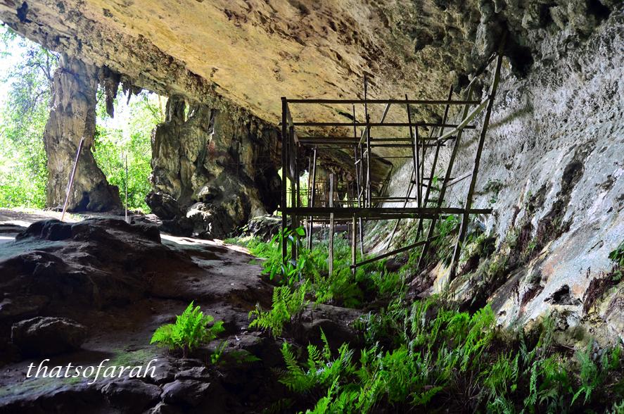 Niah Trader's Cave