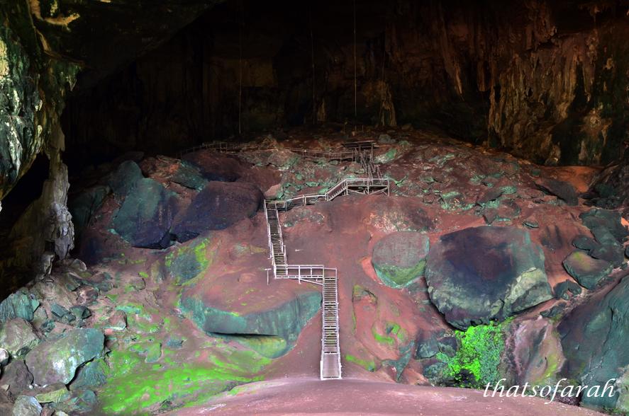 Padang Niah Cave Complex