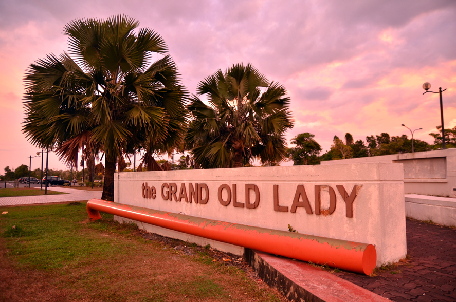 The Grand Old Lady Miri