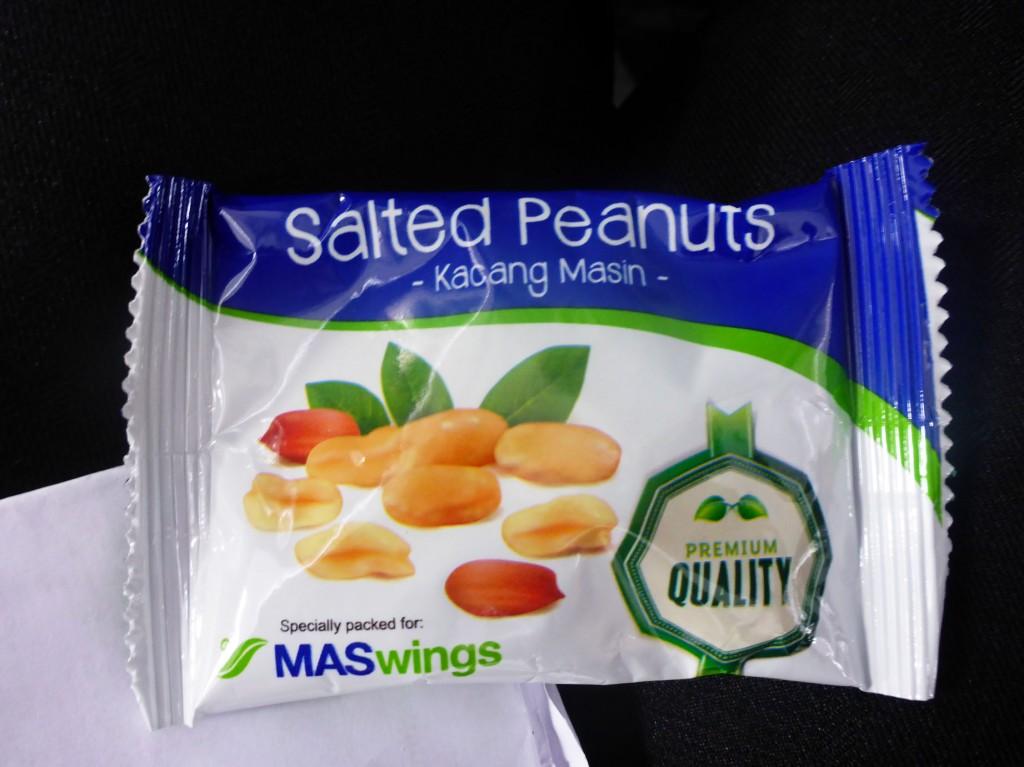 Salted Peanuts on Maswing
