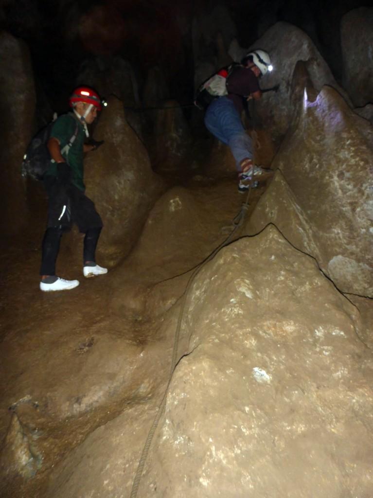Racer Cave, Mulu