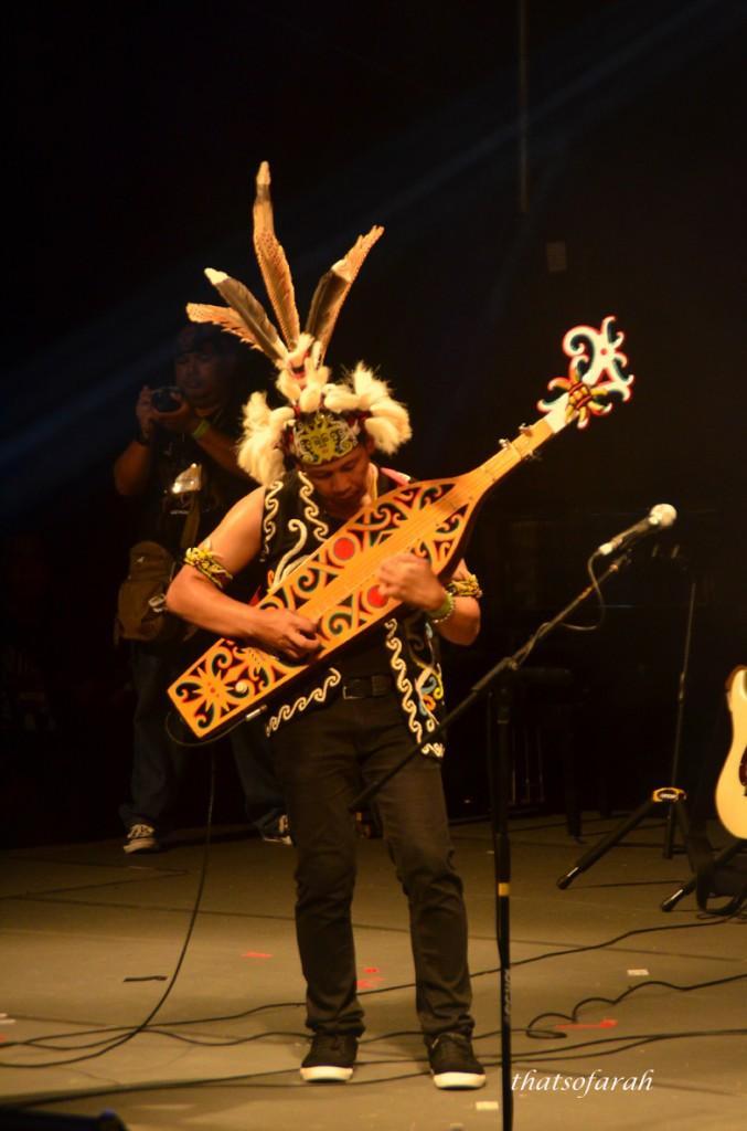 YK Samarinda - Borneo Jazz Festival 2014