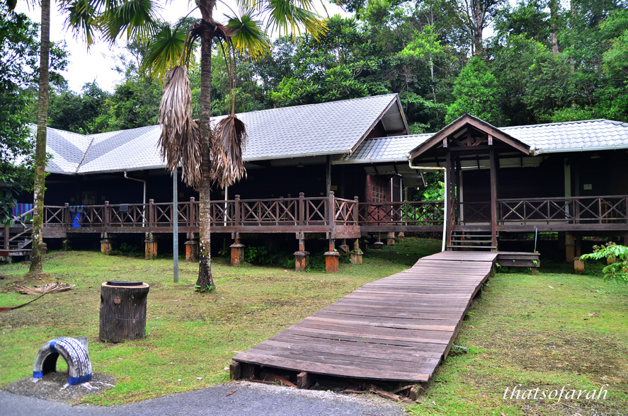 Matang Wildlife Centre Accommodation