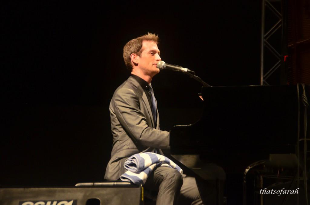 Anthony Strong - Borneo Jazz Festival 2014