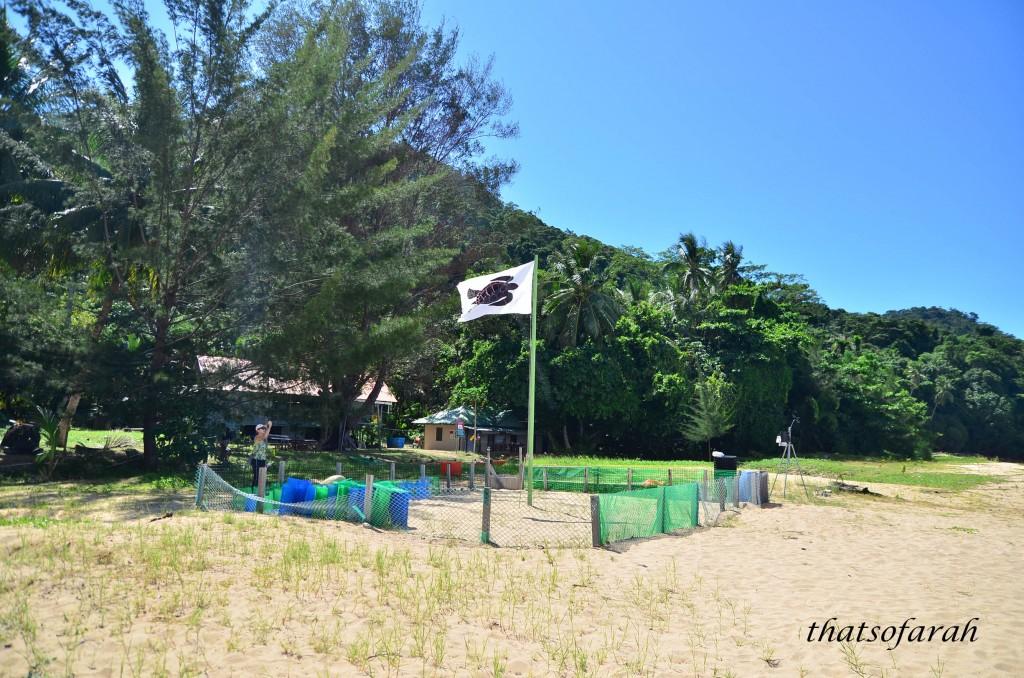 Pulau Satang besar