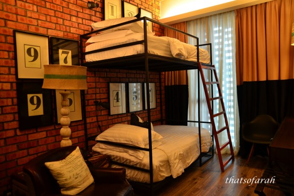 M Boutique Hotel, Ipoh : A Review