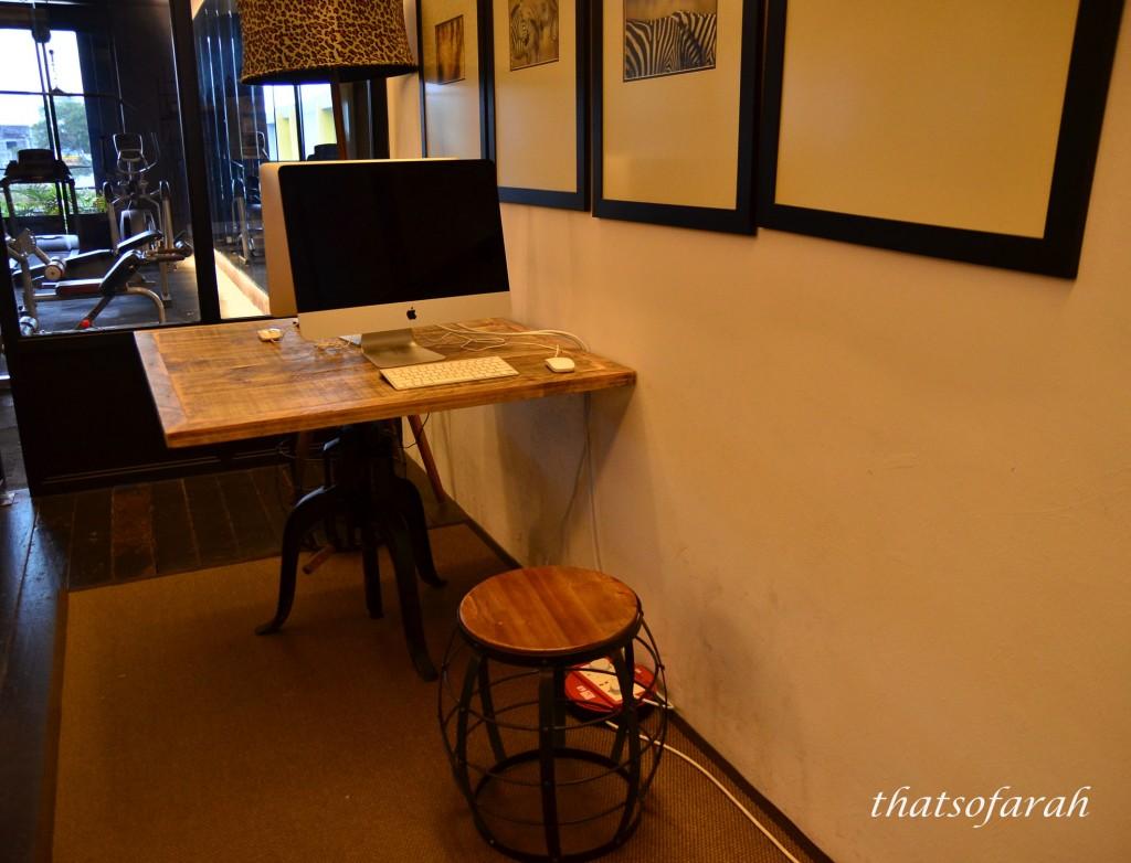 Internet Station