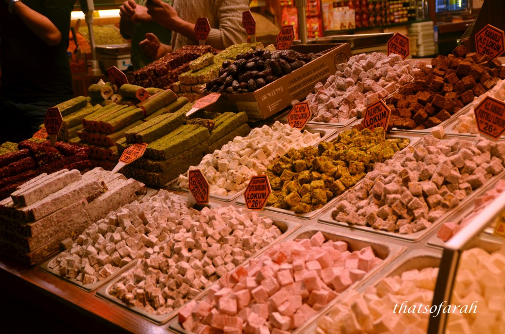 Grand Bazaar Turkish Delights