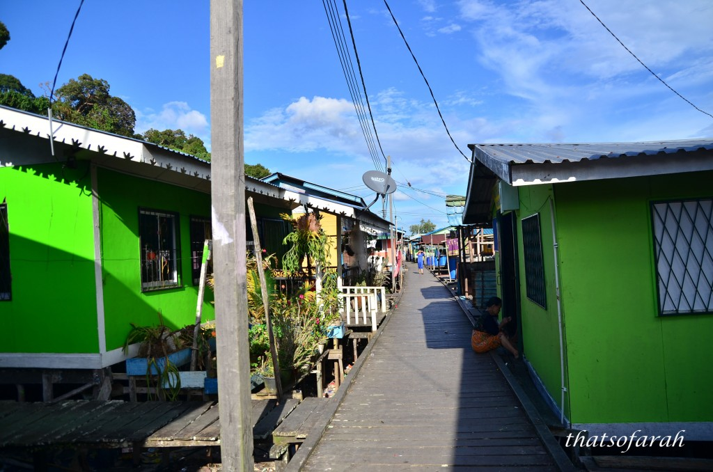 Salak Fishing Village