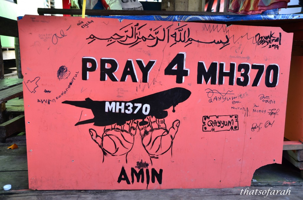 Pray for #MH370