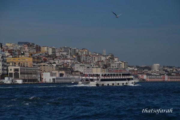 Day 3 : Bosphorus Cruise