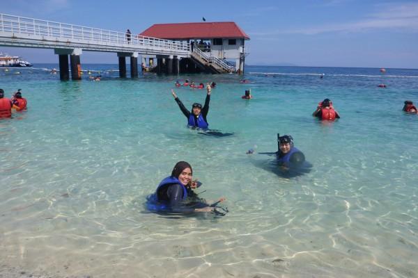 A Getaway to Pulau Redang