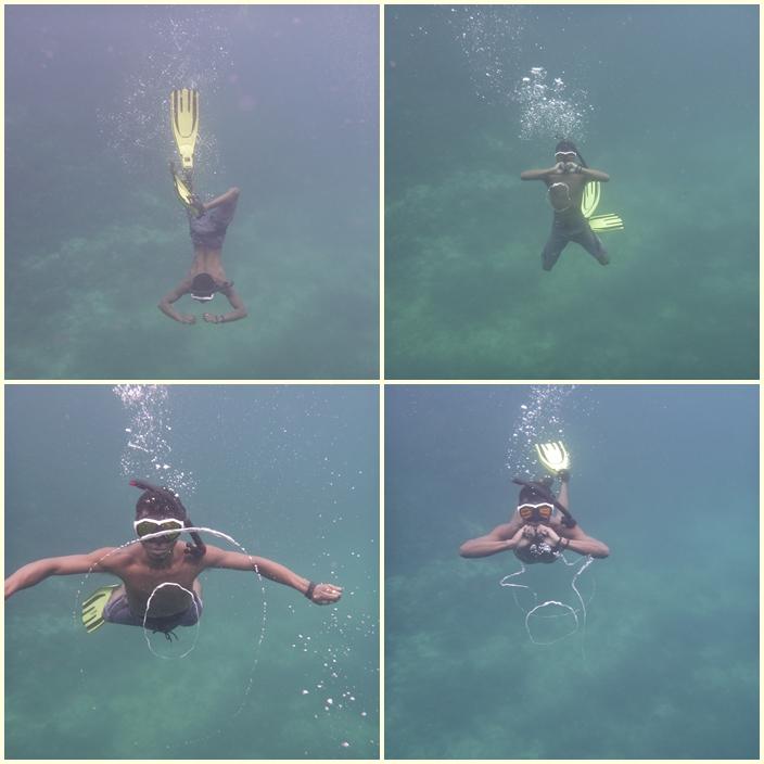 Mantanani Island Snorkelling