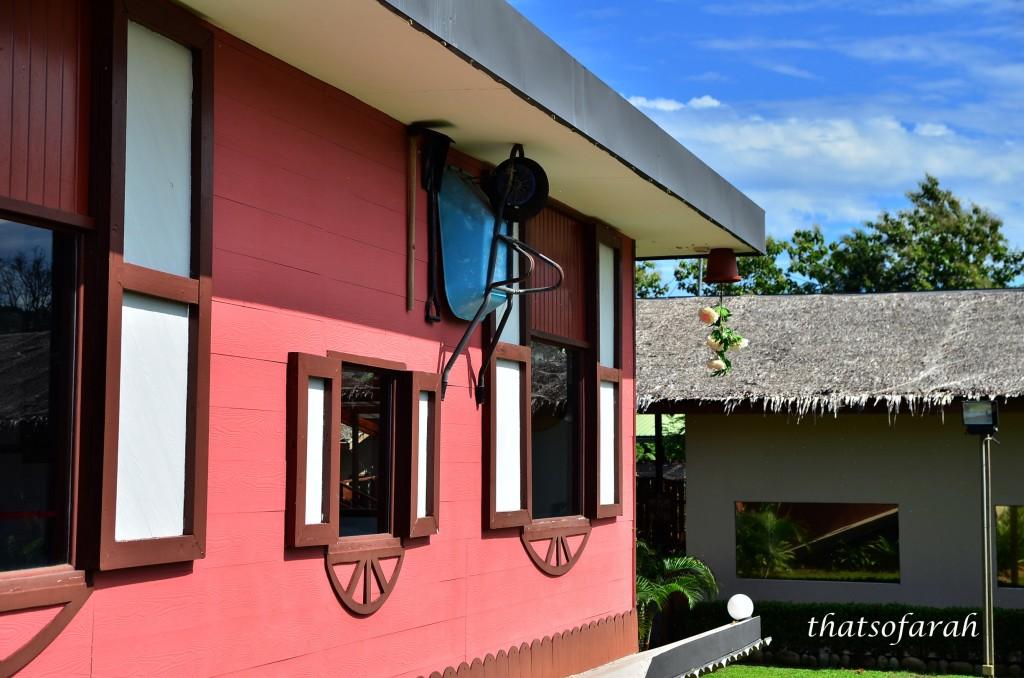 Dusun Tindal House