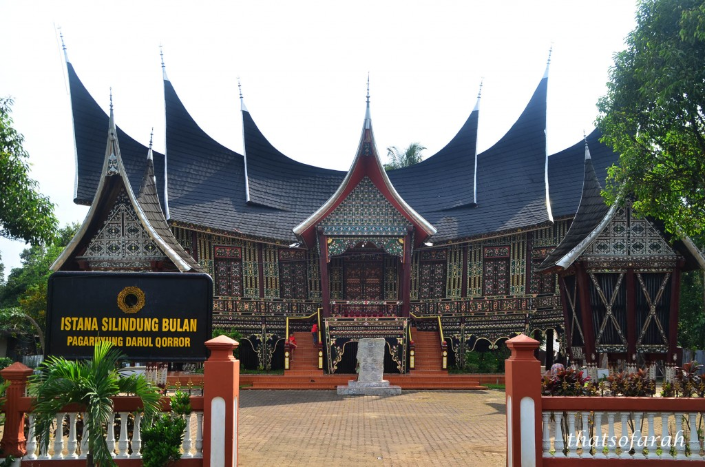 the minangkabau kingdom How can the answer be improved.