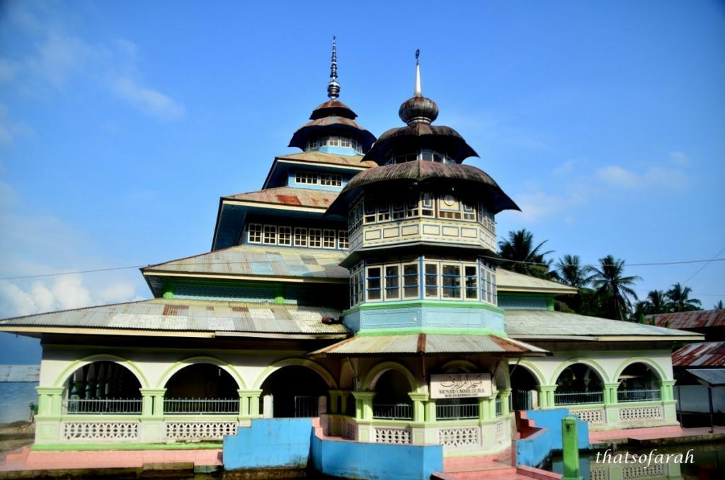 Masjid Ummiloura