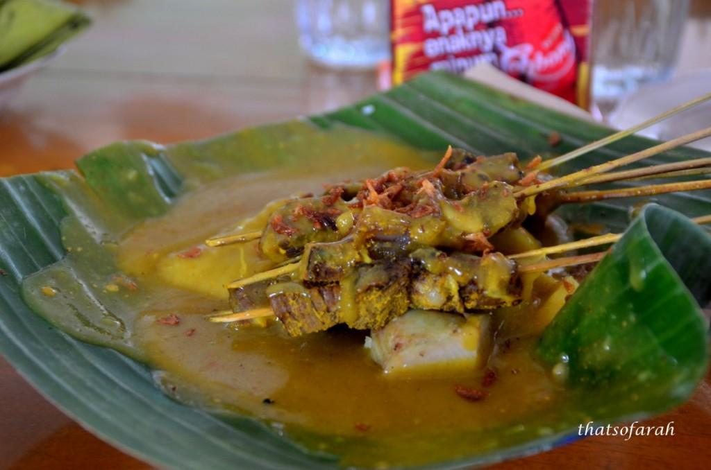 Satay Mak Syukur