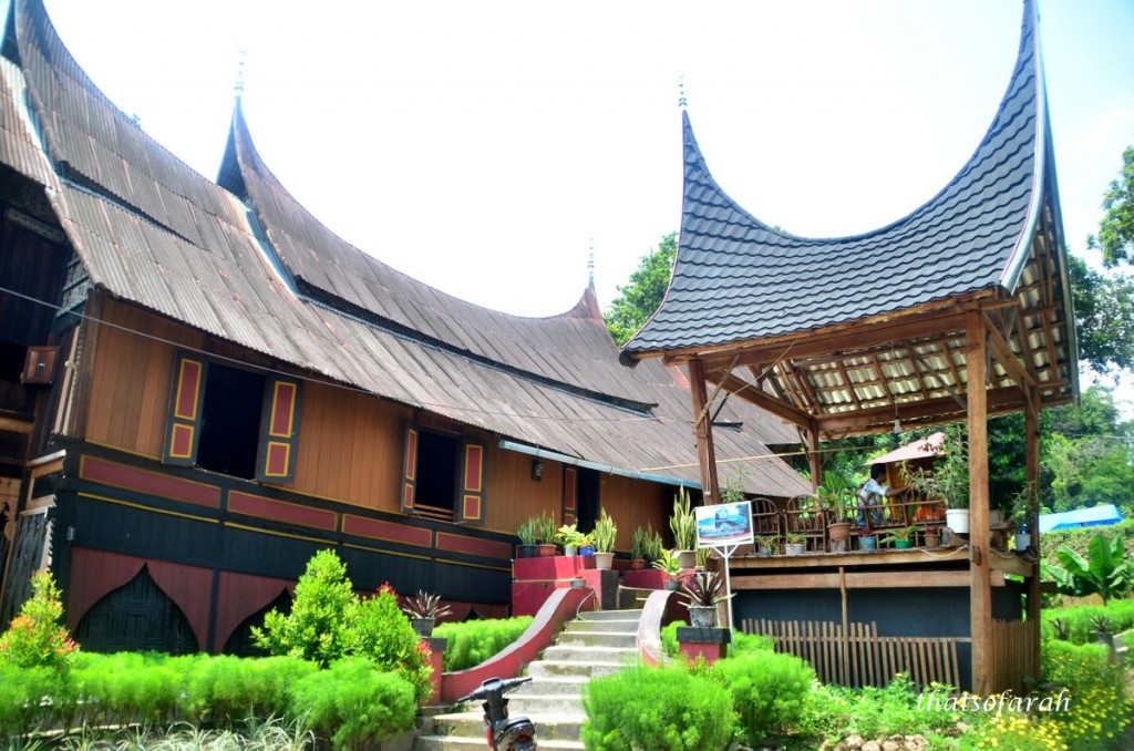 Shooting location for Siti Nurbaya