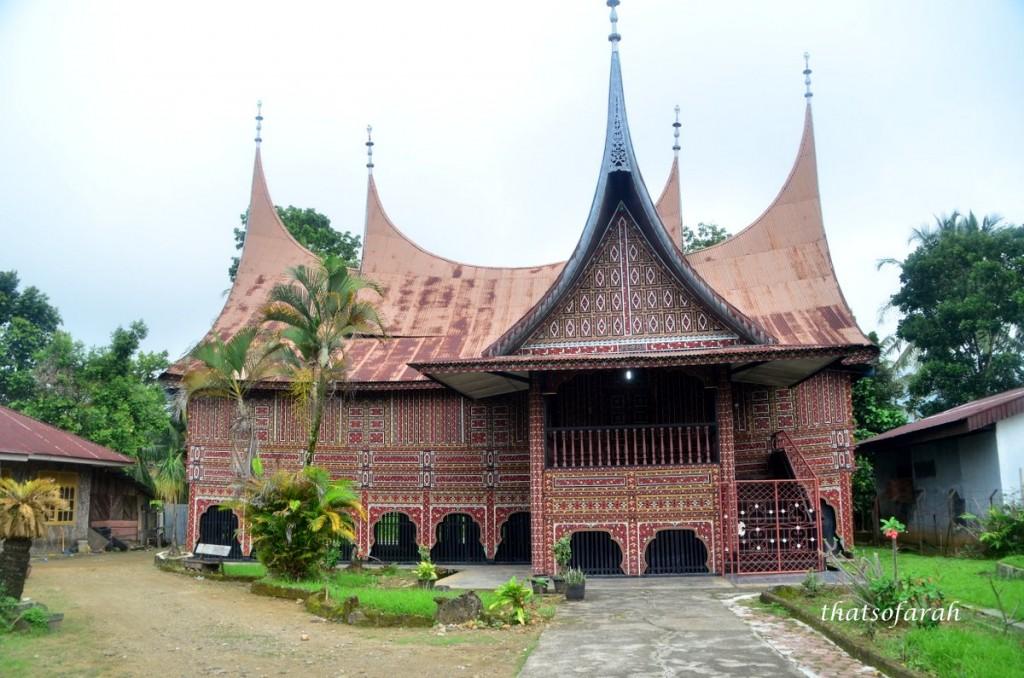 Rumah Gadang Muaro Labuh