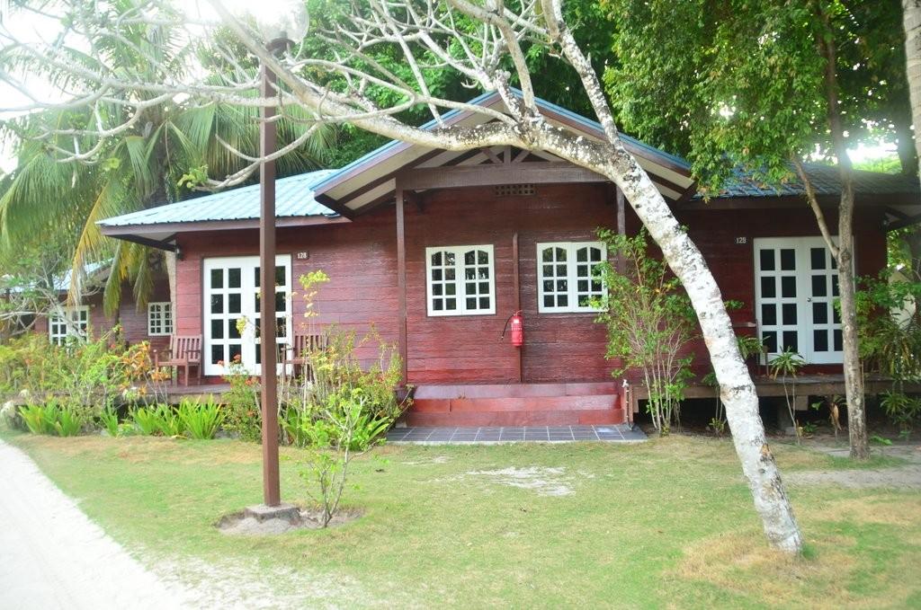 Room Borneo Divers Mabul Resort